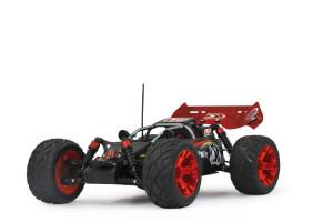 Jamara Splinter 1:10 BL 4WD LED Lipo 2,4GHz, auto na dálkové ovládání
