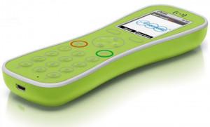 Auerswald COMfortel M-100 analogový telefon zelený