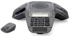 Auerswald COMfortel C-400 IP konferenční telefon