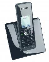 Agfeo DECT 22 analogový telefon černý