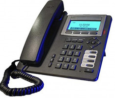 Agfeo T-16 SIP VoIP telefon černý