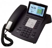 Agfeo ST45 analogový telefon černý