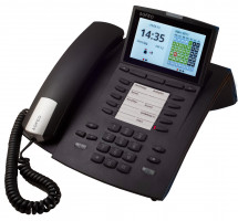 Agfeo ST45 IP telefon černý