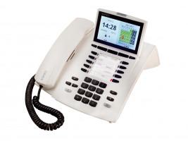 Agfeo ST45 IP telefon bílý