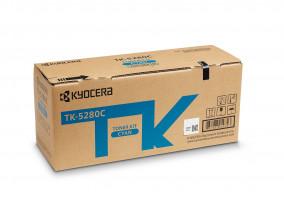 Kyocera toner TK-5280C (TK5280C) toner 1T02TWCNL0 Cyan (Azurová), originál