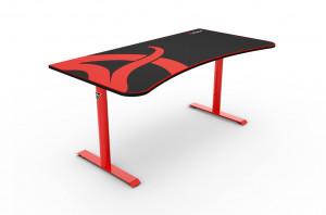 Arozzi Arena Gaming Desk červený