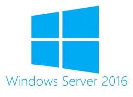 DELL MS CAL 5-pack of Windows Server 2016 USER CALs (Standard or Datacenter), ROK