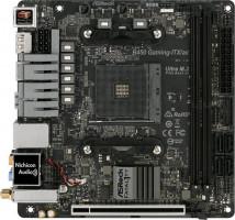 ASRock B450 Gaming-ITX/ac základní deska