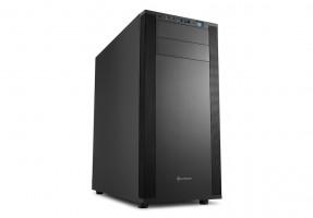 Sharkoon M25-V počítačová skříň černá