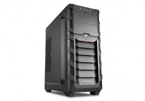 Sharkoon SKILLER SGC1 PC skříň černá