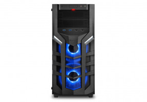Sharkoon DG7000-G RGB počítačová skříň černá