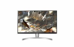 "LG 27UK650-W 27"", LCD monitor"