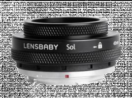 Lensbaby Sol 45 Sony E-Mount objektiv