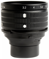Lensbaby Edge 50 Optic Objektiv