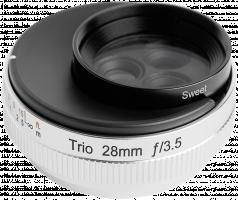 Lensbaby Trio 28 Fuji X