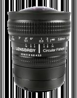 Lensbaby Circular Fisheye Samsung NX Objektiv