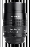 Lensbaby Velvet 85 MFT Objektiv