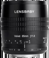 Lensbaby Velvet 85 Canon EF Objektiv