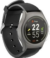 ACME SW201 HR chytré hodinky černé