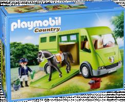 Playmobil 6928 Karavan pro převoz koní