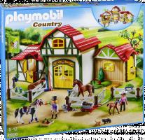 Playmobil 6926 Velký ranč pro koně