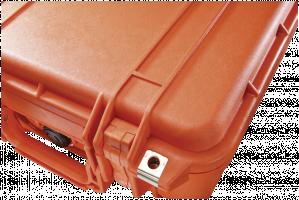 Peli Protector 1400 kufr oranžový