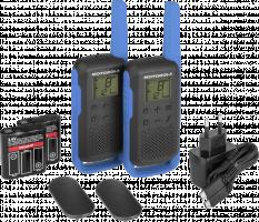 Motorola TALKABOUT T62 modré 2x vysílačky