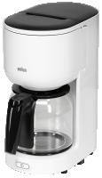 Braun KF 3120 WH PurEase kávovar bílý
