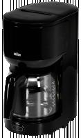 Braun KF 3120 BK PurEase kávovar černý