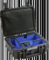 B&W Copter 1000 pro DJI Mavic Air kufr černý