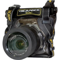DiCAPac WP-S5 podvodní pouzdro pro digitální zrcadlovku do 5m