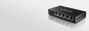 Ubiquiti EdgeRouter ER-X-SFP 5 Gigabit RJ45 ports s passive PoE support,1xSFP