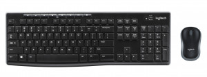 Deskt. Logit MK270 wireless USB black (ENG layout)