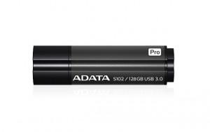 A-DATA Superior S102 Pro 128GB, šedý