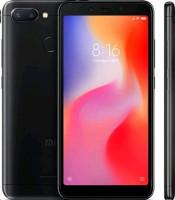 Xiaomi Redmi 6 4G 64GB Dual-SIM černá, mobilní telefon