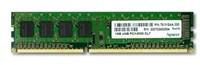 Apacer DIMM 4GB DDR3 1333MHz CL9, paměť