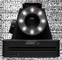 Impossible I-1, klasický fotoaparát