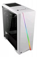 Aerocool Cylon počítačová skříň bílá