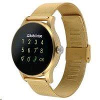 SmartWatch K88H chytré hodinky zlaté