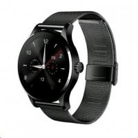 SmartWatch K88H chytré hodinky černé