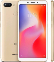 Xiaomi Redmi 6 3GB/32GB Global zlatá mobilní telefon
