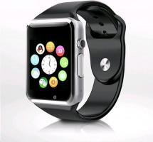 SMARTOMAT SmartWatch A1 černá, Chytré hodinky