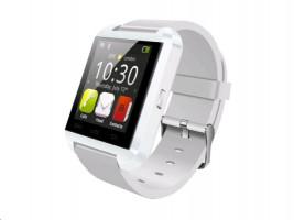 Erenbach Smartwatch DZ09 Bílá, chytré hodinky