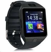 Erenbach Smartwatch DZ09 černá, chytré hodinky