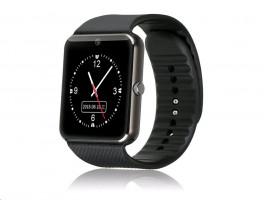 SmartWatch GT08 černá, chytré hodinky