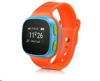 Alcatel Movetime Orange/Blue chytré hodinky pro děti