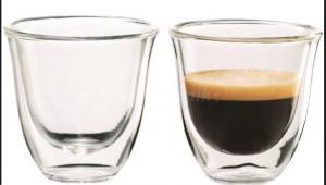 De'Longhi Sklenice na espresso 60ml