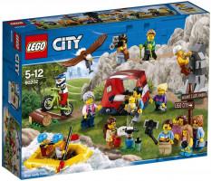 LEGO City 60202 People Pack - Venkovní Adventures