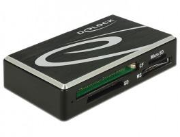 Delock USB 3.0 čtečka paměťových karet All in 1