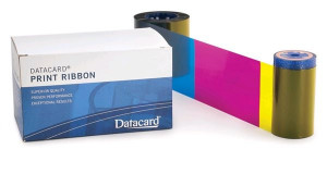 Datacard Go Green YMCKT-KT Color Ribbon Kit